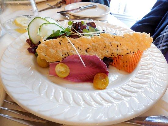 Briarhurst Manor : Hubbie's House Salad