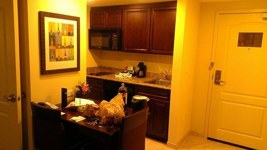 Homewood Suites by Hilton Lake Buena Vista-Orlando: Kitchen (#724)
