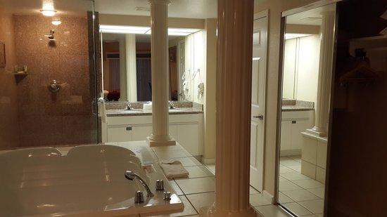Westgate Vacation Villas Resort & Spa : Baño Principal