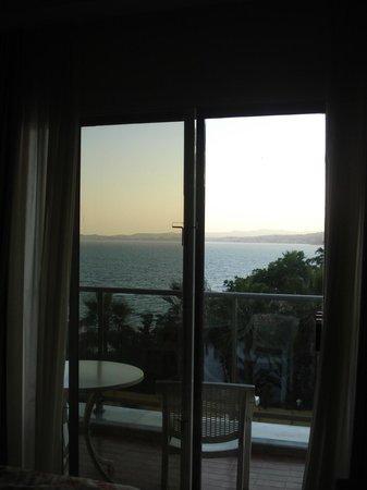 THB Torrequebrada Hotel: vista desde la habitacion