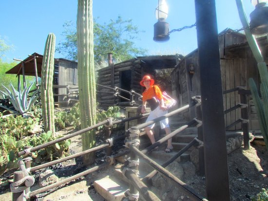 PortAventura Park: Зона Мексика