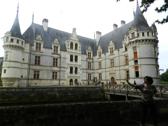Les Trois Lys : le chateau
