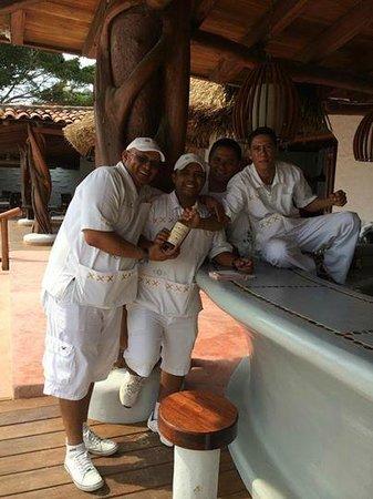 Villa del Sol Resort: Great staff