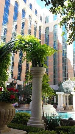 The Venetian Las Vegas : Pool/courtyard 10th floor