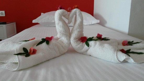 Radisson Blu Resort & Thalasso : номер