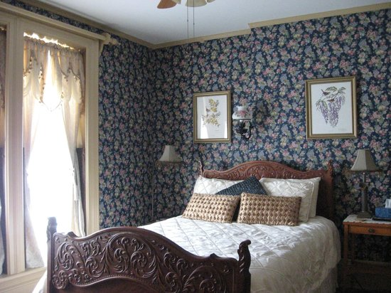 Spencer House Bed and Breakfast: Mary's Room