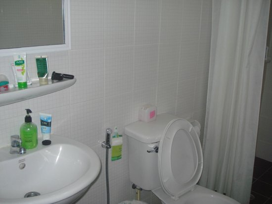 Wendy House: Bathroom