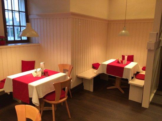 Restaurant Arsenalstuben: May 2014