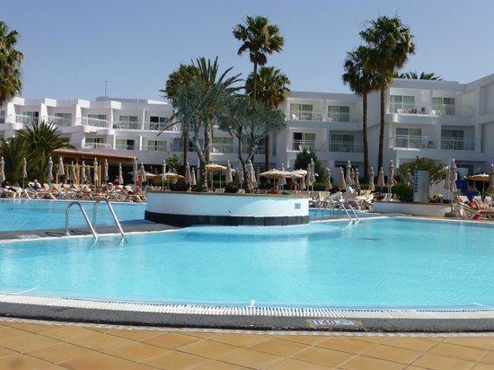 ClubHotel Riu Paraiso Lanzarote Resort: piscina