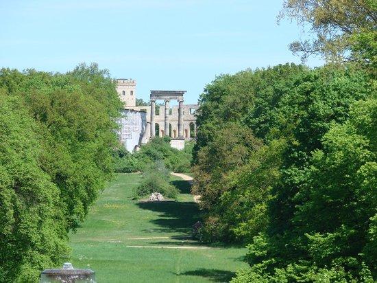 Potsdam's Gardens : Потсдамский сад