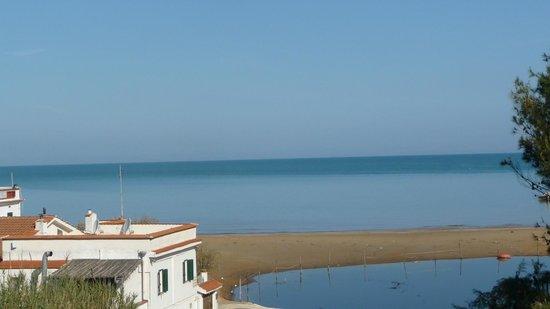 Albergo Villa a Mare : vista mare