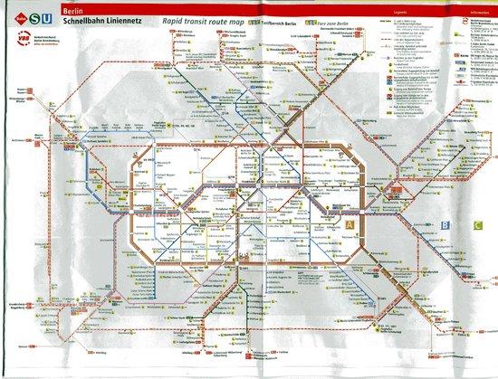 Berlin Hauptbahnhof Picture of Berlin Hauptbahnhof Berlin