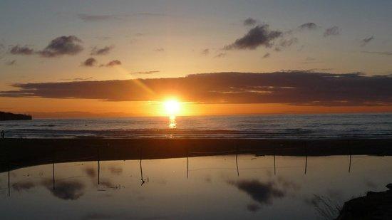 Albergo Villa a Mare : tramonto