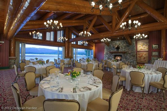 Shore Lodge : The Pavilions are great for special events