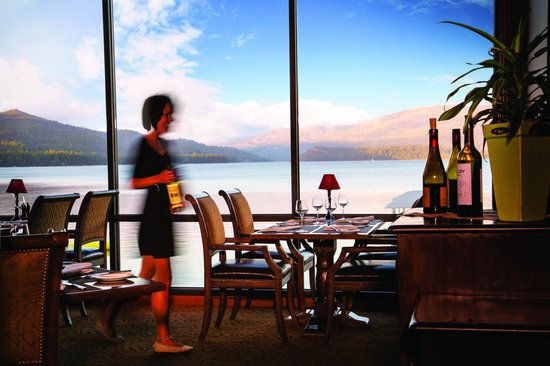 Shore Lodge : The Narrows fine dining restaurant