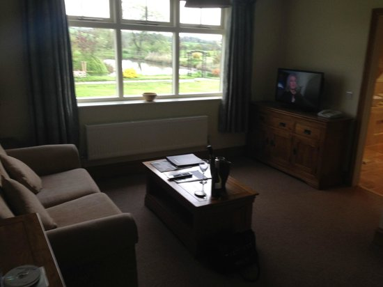 Ox Pasture Hall Hotel : Nice Suite