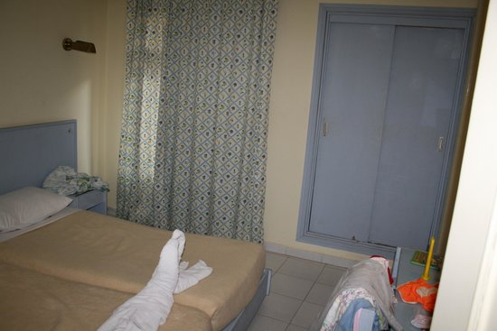 Sunny Days Mirette Family Resort & SPA : Спальня