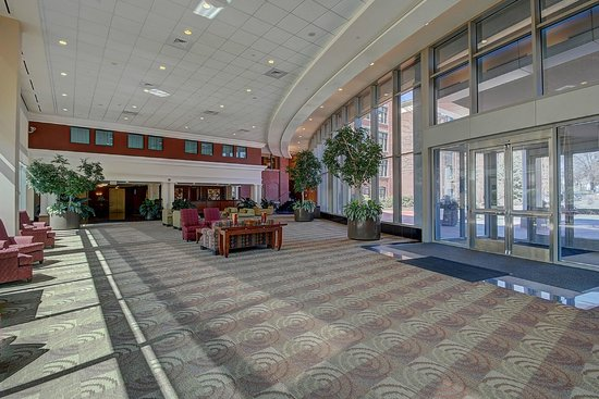 Southbridge Hotel And Conference Center : Lobby