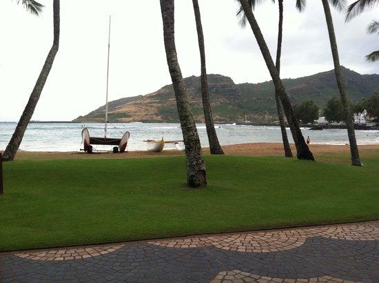 Banyan Harbor Resort: View from Dukes