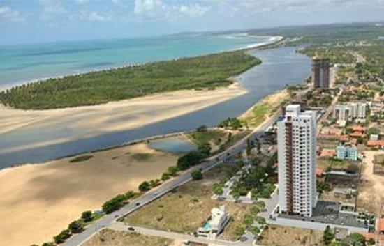Jaboatao dos Guararapes, PE: vista aérea da região de Barra de Jangada - Pernambuco - Brasil