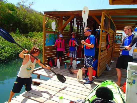 Conservation Kayak: Kayaking 101