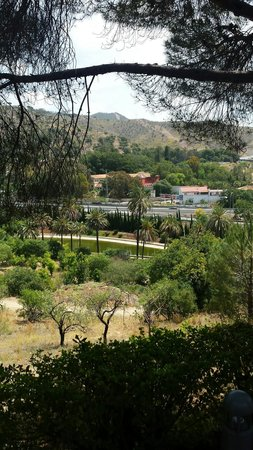 La Concepcion Jardin Botanico Historico de Malaga: Small panorama