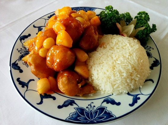 Tao Tao: Sweet and Sour Pork