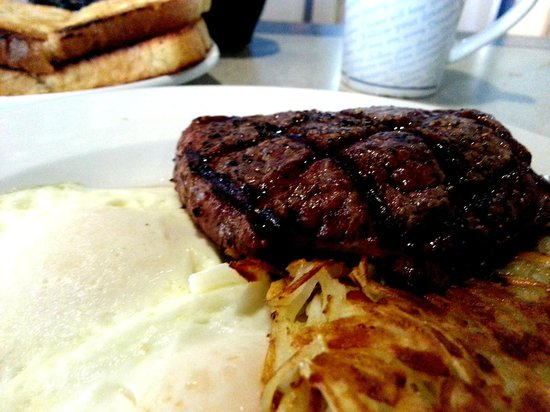 Best Steak And Eggs In Long Beach