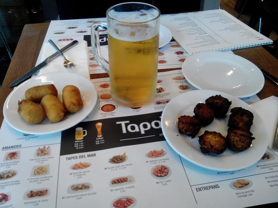 Tapa Tapa : excellent tapas and good service