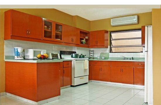 Aparthotel Guijarros: Cocina Apartamentos