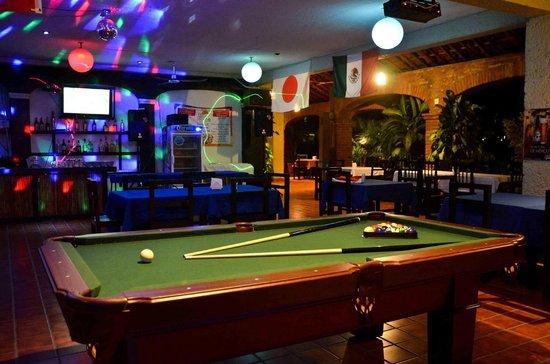Hotel Villas Paraiso : Bar del restaurant