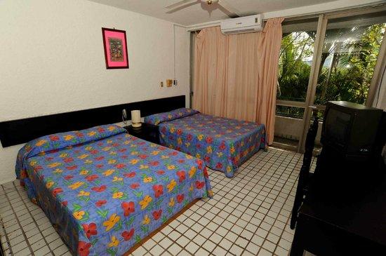 Hotel Villas Paraiso : Recamara Suite estandard