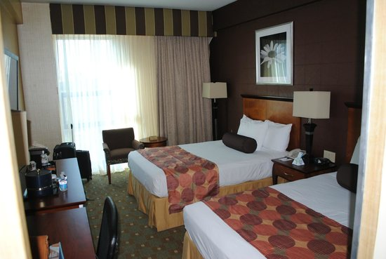 Best Western Plus Robert Treat Hotel: Our Room