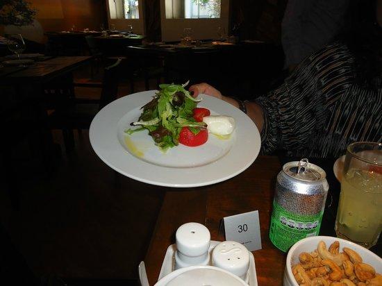 NB Steak: Saladas