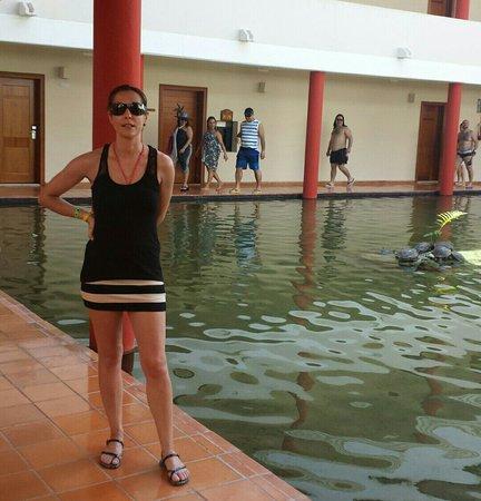 Iberostar Dominicana Hotel: Patio interior