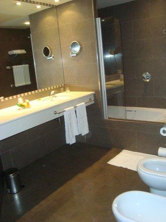 Hesperia Andorra la Vella : Bathroom