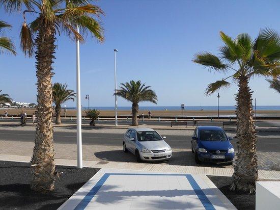 Club Pocillos: beach