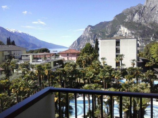 Parc Hotel Flora: panorama