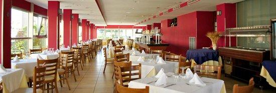 Grau i Platja, España: Restaurante