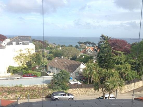 Falmouth Bay Guest House: room 5 view