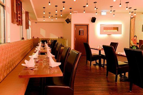 Curry Sensation: dinnig hall