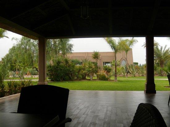 ClubHotel Riu Tikida Palmeraie: jardin