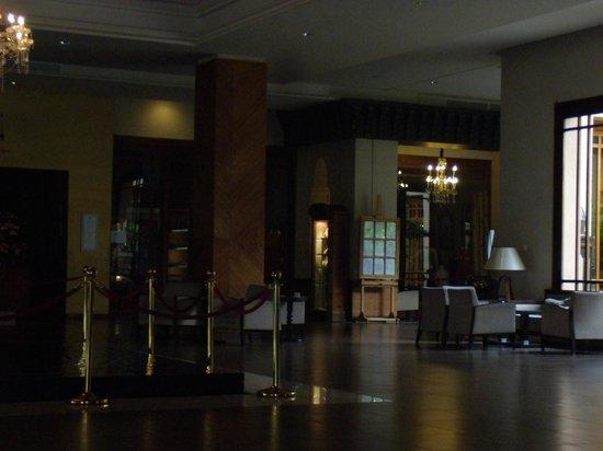ClubHotel Riu Tikida Palmeraie: hotel