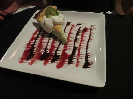 The Black Pearl: The key lime pie