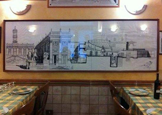 Antico Forno a Testaccio : Aymonino Drawing