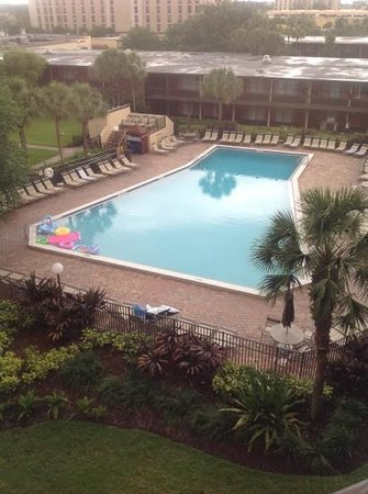 Rosen Inn International : Pool 2
