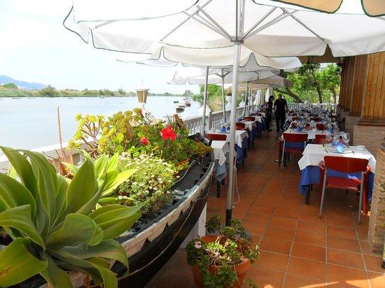 Casa Salvador: Maravillosa terraza