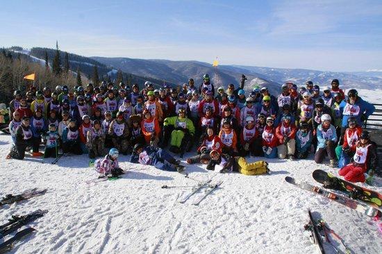 Steamboat Adaptive Recreational Sports : STARS Mountain Challenge 2014