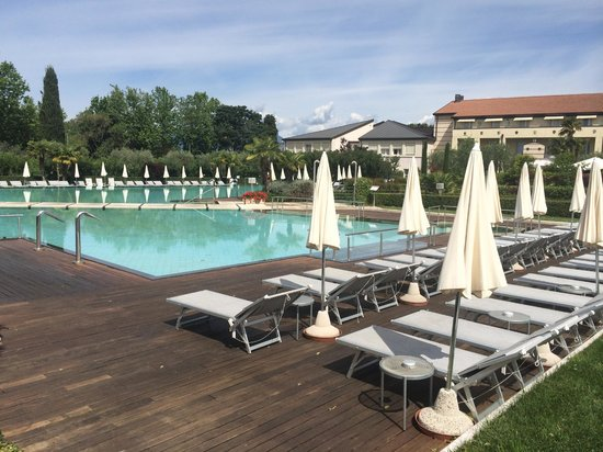 Hotel Caesius Thermae & Spa Resort: piscina