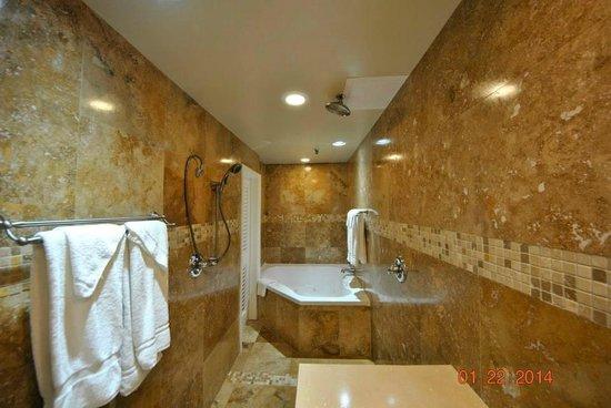 Hyde Park Hotel Jacuzzi Bathroom